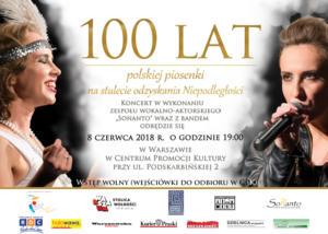 baner 100 lat PRAGA PLD